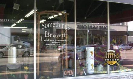 Somethings Brewn