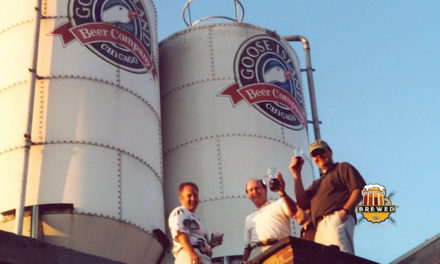 GOOSE ISLAND BREWING CO   PART 4
