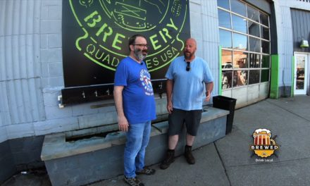 GREAT RIVER BREWING COMPANY | FLOOD 2019 | PART 1